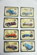 Traks And03994 Valvoline 1895-1995 100 Years Of Racing Performance Tram Trading Cards