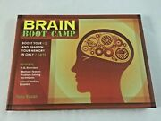 Brain Boot Camp Iq And Memory Game Excercises Boost In Only 7 Days By Tony Buzan