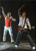 Queen Poster Page Brian May And Paul Rodgers R82