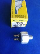 Stoplight Switch Cole-hersee 8629 Am Ford Hudson Jeep Gm Packard Stude Ihc +