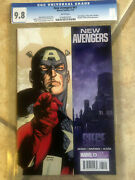 New Avengers 58 And 60 And 61 And 63 All Are Cgc 9.8 Siege X-over Soft Slabbed '10
