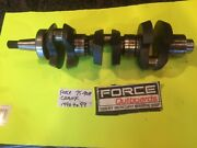 Force Outboard 90hp Crank Crankshaft 75hp 3cyl 1996 To 99