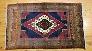 Antique 1900-1930s Turkish Tribal Rug 4and0392 Andtimes 7