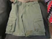Boy Scout Switchback Shorts, No Legs, Youth 16 26 1/2 To 28    727h