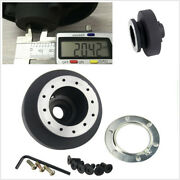 6 Holes Racing Car Steering Wheel Hub Adapter Kit With Accessories For Bmw E36