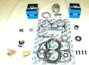 Power Head Rebuild Kit Johnson Evinrude 40-60 Hp 2cyl Outboard Std 100-126-10