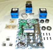 Power Head Rebuild Kit Johnson Evinrude 75 90 Hp 3cyl Outboard Std 100-126-20