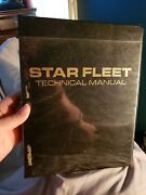 Star Trek Technical Manual Autographed By James Doohan Scotty And Walter Koenig