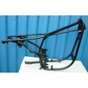 New Motorcycle Frame --- Jawa 350/634 - Retro - Lifted Exhausts