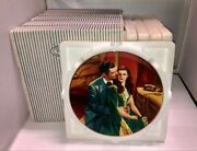 The Bradford Exchange Gone With The Wind Collectible Plate Set Phl004216