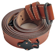 5x Pack Of Fivewwii Us M1 Garand Rifle M1907 Leather Carry Sling