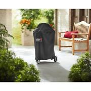 18 In. Charcoal Grill Cover | Weber Premium Kettle Bag Grills With Storage New