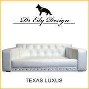 Dog Bed Sofa Chesterfield Texas Lux Xxl