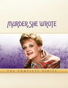 Murder She Wrote The Complete Series Dvd New