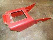 Toro 520 Lxi Garden Tractor-center Tunnel Cover-used