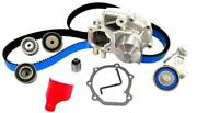 Gates For 08-12 Forester/impreza Perf Racing Timing Belt Component Kit W/ Water