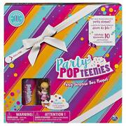 Lot Of 4 Hayden Party Popteenies Cutie Animal Party Surprise Box Playsets New