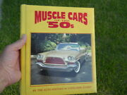 Muscle Cars Of The And03950and039s By Auto Editors Of Consumer Guide