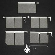 Blend Door Usa - 3rd Gen Single Zone Rear Vent Fix Only Mc-dt-5dr-y-icg - Usa