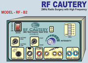 Advance Basco Electro Surgical Cautery Cosmetology Ophthalmology 2 Mhz Unit