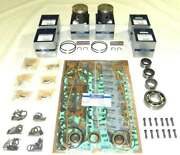 Power Head Rebuild Kit Mercury 150hp 83-91 3.125 2l 6cyl Std 100-50-10