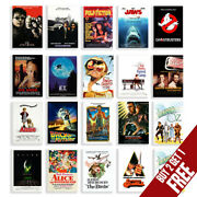 Classic Cult Film Posters Movie Posters A3 A4 Size Nostalgic Home Cinema Decor