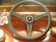Jaguar Xj6 1975 - 1985 Steering Wheel Leather Nardi New 153 Horn Push Boss