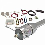 Blue One Touch Engine Start Kit With Rfid And Column Insert