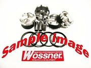 Ducati 999 Rs / 1098 Rs All Years 103.93mm Wossner Racing Piston Set X2