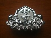 07's Series China Pla Navy Frogman Special Forces Metal Badge,a