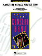 Hark The Herald Angels Sing Orchestra Concert Band Set Music Score And Parts