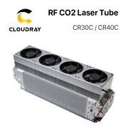 30w 40w Co2 Laser Tube Cr30c / Cr40c For Co2 Laser Engraving Cutting Machine