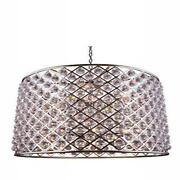 1206 Madison Collection Pendent Lamp D35.5 H28 Lt12 Polished Nickel Fini...