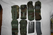 Us Military Issue Molle Magazine Pouch Lot Of 10 Rifle Mag Pouches Army Marine