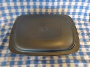 Tupperware Ultrapro 3.5qt Lasagna Pan W Cover Microwave Oven Safe Ovenworks New