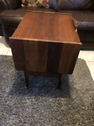 Rare 1965 One Mid-century John Caldwell Nightstands For Brown And Saltman
