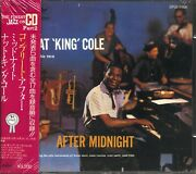 The Nat 'king' Cole Trio - After Midnight Cd, Japan - Jazz