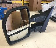 Takeoff 17-19 Oem Ford F250 F350 Superduty Lh Driver Side Manual Towing Mirror