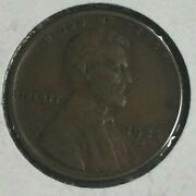1924-d Lincoln Wheat Penny