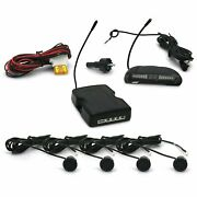Autoloc Ez Front And Rear 8 Sensor Back Up Sensor System With Lcd Display Truck