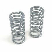 180-230lbs Progressive 255mm Tall Coil Over Spring Set For 337 Shock