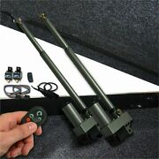 Heavy Duty Dual Bolt In Power Tonneau Cover Opener With Remote And One Touch