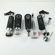 Big Block 700lb Front/ 230lb Rear Complete Coil-over Kit Gm G-body 1978-1988 Bbc