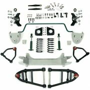 Mustang Ii 2 Ifs Front End Kit For 52-79 Triumph W Shocks Springs And Swaybar