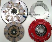 Rxt 1000-hp Twin Disc Clutch And Aluminum Fly 09-15 Cts-v 12-19 Zl1 14-19 Corvette