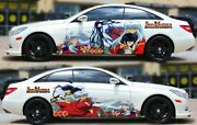 Inuyasha Manga Anime Car Doors Decal Graphics Vinyl Stickers Fit Any Auto
