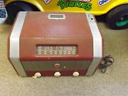 Vintage Rca Coin Operated Hotel Motel Radio