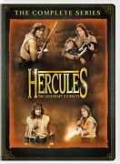 Hercules - The Legendary Journeys The Complete Series Dvd Kevin Sorbo New