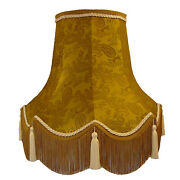 Gold Paisley Standard Lampshades Table Lampshades Ceiling Lights And Wall Lights