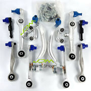 For Audi A4 B7 B6 1.8 2.0 2.5 3.0l Front Rear Right Left Upper Control Arm Kit